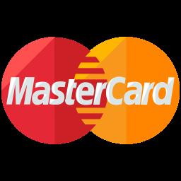 Mastercard Flat  Logo Icon