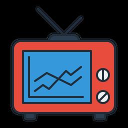 Media analysis Icon