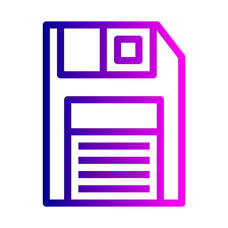 Memory Line Icon