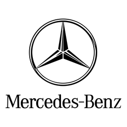 Mercedes Logo Icon of ...
