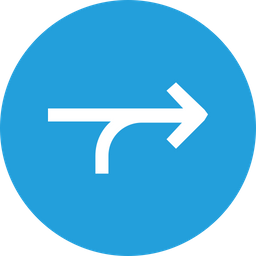 Merge, Arrow, Arrows, Right, Joint Icon