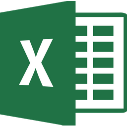 Microsoft Excel Icon Of Flat Style Available In Svg Png Eps Ai Icon Fonts