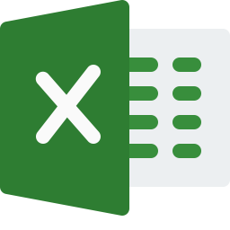 Microsoft Excel Logo Icon Of Flat Style Available In Svg Png Eps Ai Icon Fonts