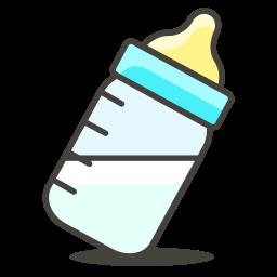 Milk Emoji Icon