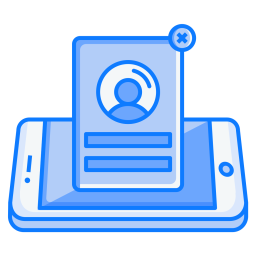 Mobile, Concept, Page, Login, Signin, Popup, User Icon
