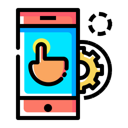 Mobile, Marketing, Advertiesment, Click, Promotion, Optimization, Seo Icon