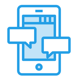 Mobile, Message, Communication, Chat, Chatting, Seo, Tool, Optimization Icon png