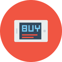 Mobile, Online, Shopping, Sale, Buy, Seo, Tool, Optimization Icon