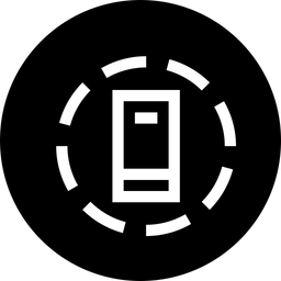 Mobile, Phone, Network, Cell, Communication, Connect Icon