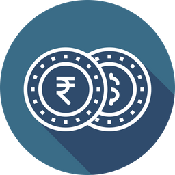 Money, Currency, Coin, Finance, Indian, Rupee, Dollar Icon png