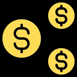 Money structure Icon