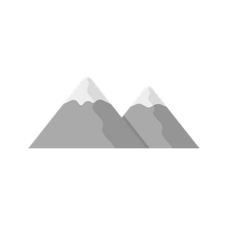 Mountain Icon Of Flat Style Available In Svg Png Eps Ai Icon Fonts