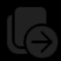Move Files Icon