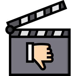 Movie review Icon