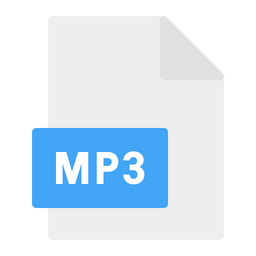 Mp3 Icon Of Flat Style Available In Svg Png Eps Ai Icon Fonts
