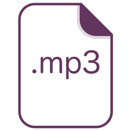 Mp3, Music, File, Extension, Document, Filetype, Audio Icon