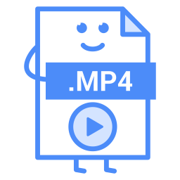 Mp4 File Icon Of Flat Style Available In Svg Png Eps Ai Icon Fonts