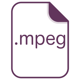 Mpeg, Music, File, Document, Extension, Filetype Icon