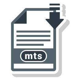 Mts file Icon
