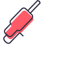 Multimedia Colored Outline Icon
