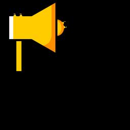 Music, Multimedia, Electronic, Device, Mic, Speaker, Loadspeaker Icon