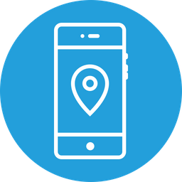 Navigation, Location, Navigate, Find, Ui, Locate, Place Icon