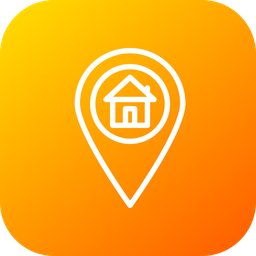 Navigation, Pin, Location, Find, Mark, Home Icon
