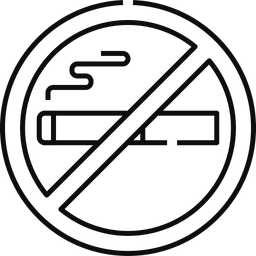 No Smoking Icon Of Line Style Available In Svg Png Eps Ai Icon Fonts
