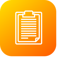 Notes, Pen, Pencil, Paper, Study, Report Icon