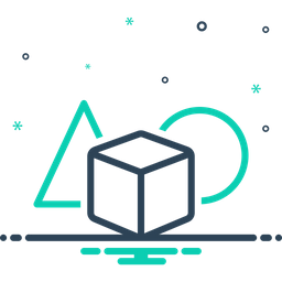 Object Line Icon