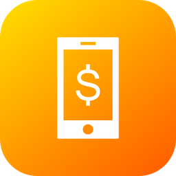 Offer, Sale, Discount, Smartphone, Mobilephone, Dollar, Money Icon