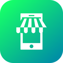 Offer, Sale, Discount, Smartphone, Mobilephone, Shop Icon