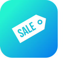 Offer Glyph Icon