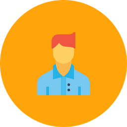 Office, Business, Employee, Staff, Candidate, User, Person, Avatar Icon