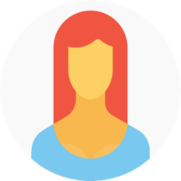 Office, Employee, Person, User, Avatar, Woman, Businesswoman Icon