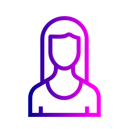 Office, Employee, Woman, Finance, Money, Currency, Salary Icon