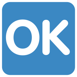 Ok Button Icon Of Flat Style Available In Svg Png Eps Ai Icon Fonts
