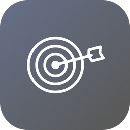 Olympic, Game, Archery, Arrow, Sports, Target, Aim Icon