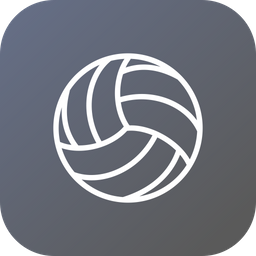 Olympic, Game, Beach, Volleyball, Sports, Summer Icon