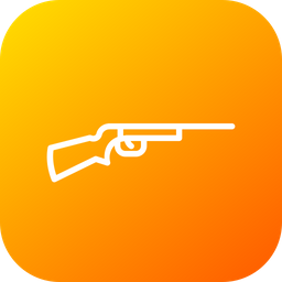 Olympic, Game, Shooting, Riffle, Snipper, Weapon, Gun Icon