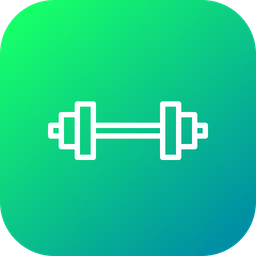 Olympics, Game, Weightlifting, Sport, Dumbbell, Gym Icon
