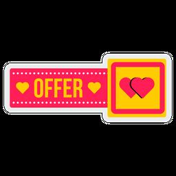 Online, Sale, Special, Offer, Valentine, Valentines, Day Icon