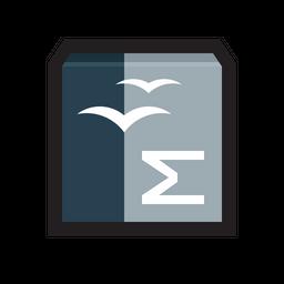 Openoffice math Icon