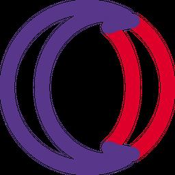 Opera Line  Logo Icon