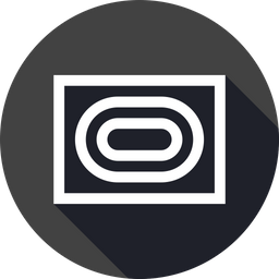Oracle Line Icon