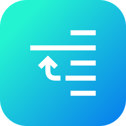Page, Down, Interface, Alignment, Adjustment, Tool, Lower Icon