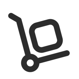 Parcel Dolly Icon