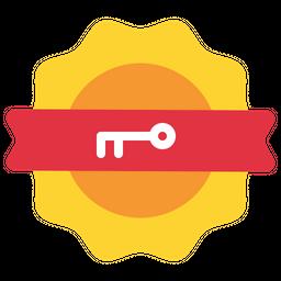 Patent baddge Icon