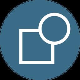 Path, Object, Break, Apart, Part, Tool Icon