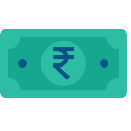 Payment, Ruppee, Currency, Note, Finance, Money, Cash Icon png